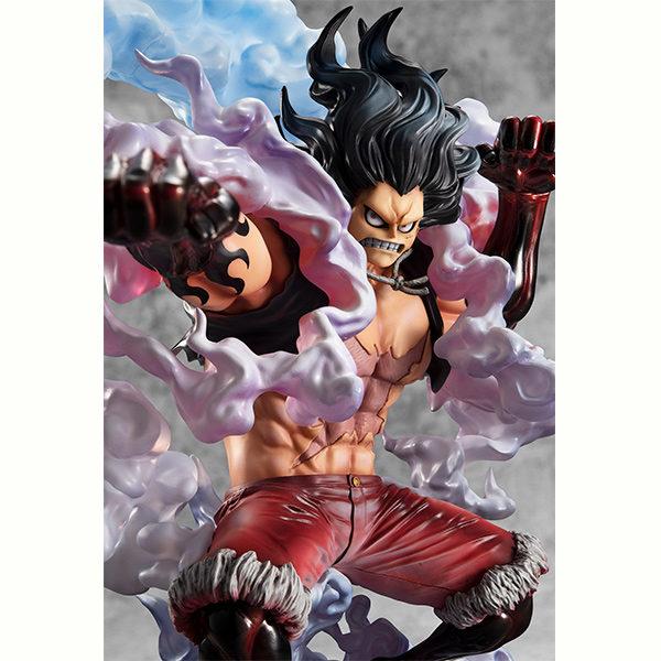 Figura One Piece Chile Tienda Anime Luffy Snakeman POP MegaHouse