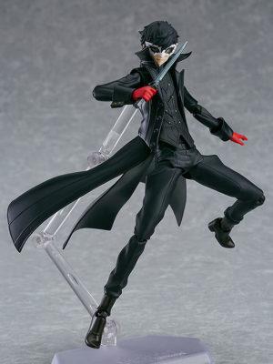 Figma Chile Figura Anime Persona 5 Joker