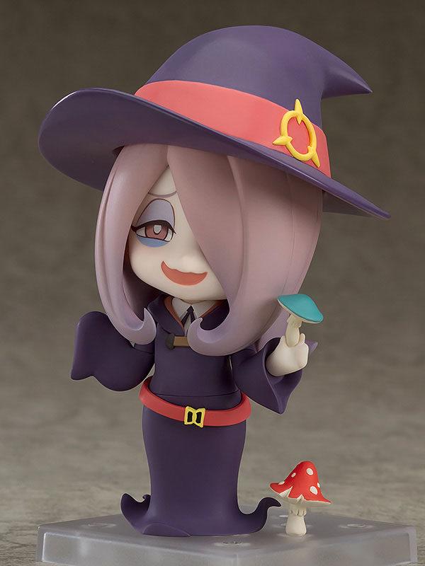 Nendoroid Chile Tienda Little Witch Academia