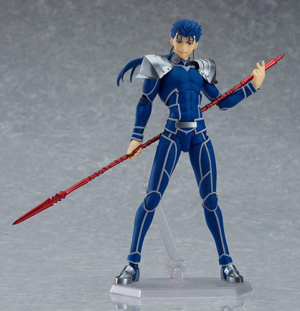 figma Chile Tienda Figura Anime Fate Grand Order Lancer Cu Chulainn