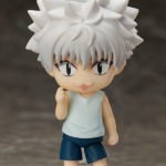 Nendoroid Chile Tienda Hunter x Hunter Killua