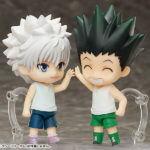 Nendoroid Chile Tienda Hunter x Hunter Killua Zoldyck