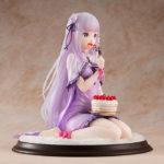 Figura Re:Zero Emilia Birthday Cake Tienda Figuras Anime Chile Santiago