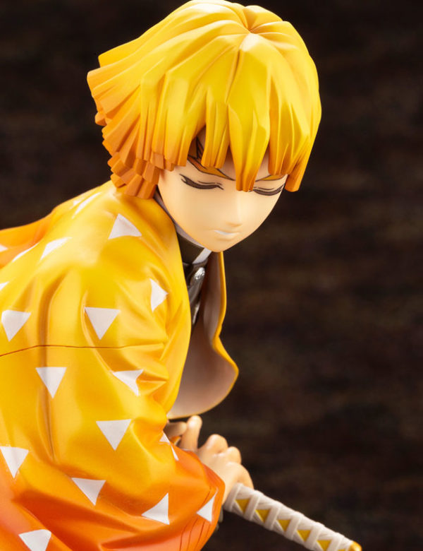 Figura Kimetsu no Yaiba Chile Tienda Anime Zenitsu Agatsuma