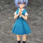 Figura Anime Chile Evangelion Ayanami Rei