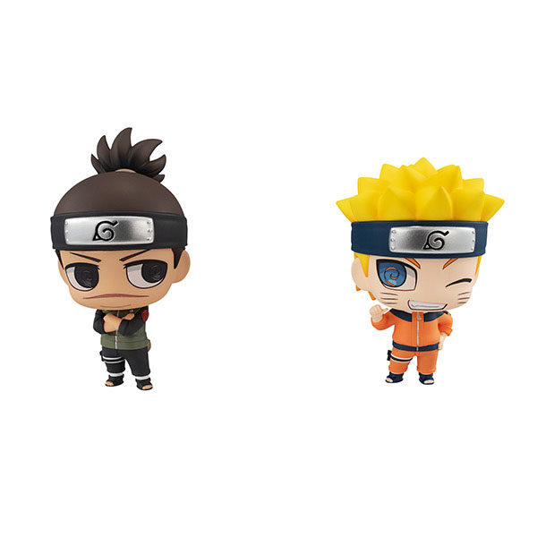Figura Anime Naruto Chile Iruka Chimi Buddy