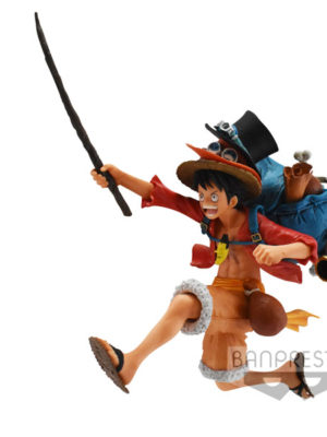 Figura One Piece Chile Luffy Anime