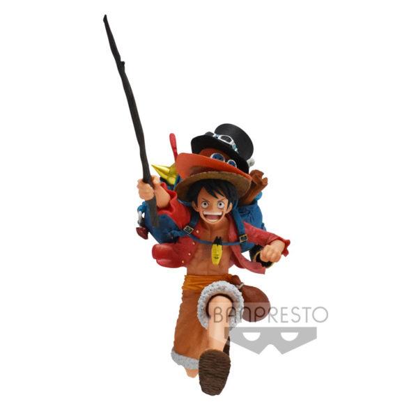Figura One Piece Chile Luffy Anime