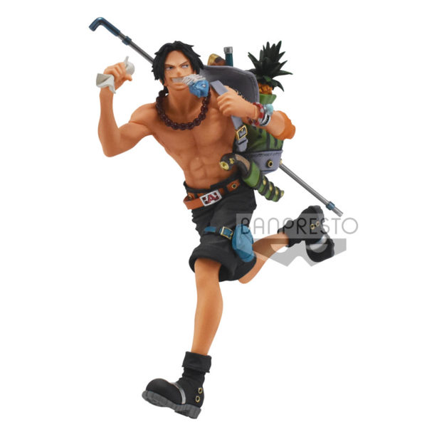 Figura One Piece Chile Ace Anime