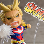 Nendoroid Chile Tienda Anime Boku no Hero Academia All Might