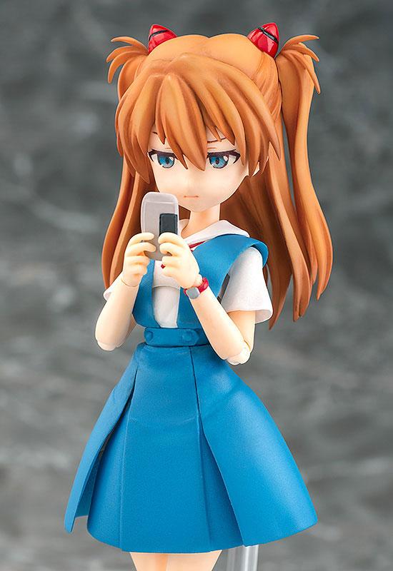 Figura Anime Chile Evangelion Asuka Langley