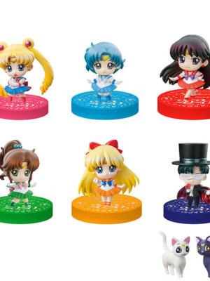 Figura Chile Tienda Anime Sailor Moon Petit Chara