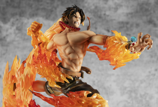 Figura One Piece Chile Tienda Anime Ace POP MegaHouse
