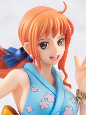 Figura One Piece Chile Tienda Anime Nami Kunoichi Wano POP MegaHouse