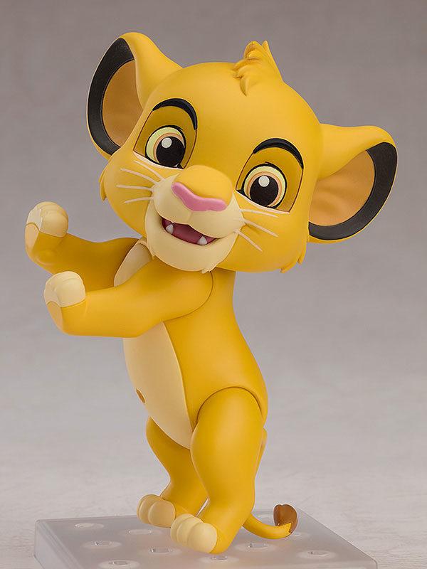 Nendoroid Chile Tienda Simba Lion King Rey León