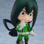 Nendoroid Chile Tienda Anime Boku no Hero Academia Tsuyu Asui