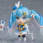 Nendoroid Snow Miku Parade Figura Vocaloid Chile