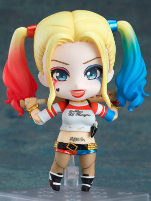 Figura Nendoroid Harley Queen Chile