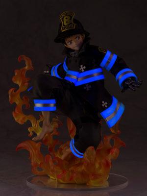 Figura Anime Shinra Kusakabe Chile