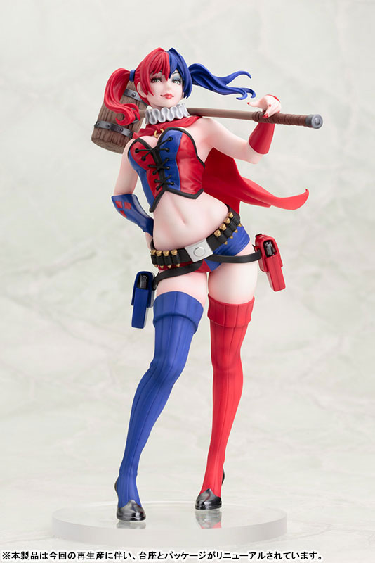 Figura DC Comics Harley Queen Chile