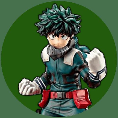 figura anime boku no hero tienda chile