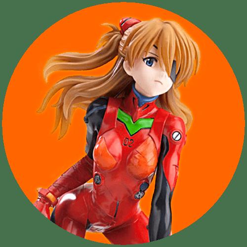 figura anime evangelion tienda chile