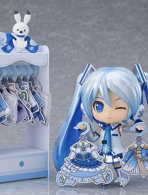 Nendoroid Chile Snow Miku 2.0 Tienda Vocaloid Good Smile Company