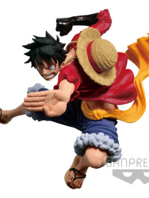 Figura One Piece Chile Luffy Banpresto Tienda Anime