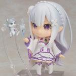 Figura Nendoroid Tienda Chile Re:Zero Emilia