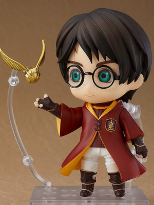 Nendoroid Chile Tienda Figura Harry Potter Quidditch