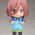 Nendoroid Chile Tienda Figura Anime Miku Nakano