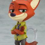 Nendoroid Chile Tienda Disney Figura Zootopia Nick Wilde