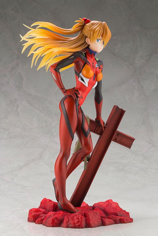 Figura Evangelion Chile Asuka Langley Tienda Anime Kotobukiya