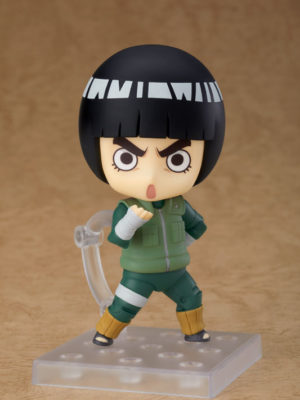 Nendoroid Chile Tienda Anime Figura Naruto Rock Lee