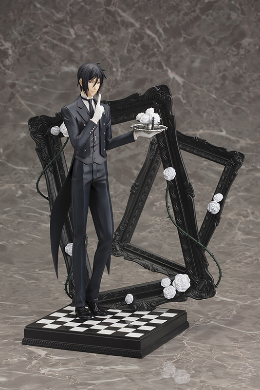 Figura Black Butler Chile Tienda Anime Sebastian