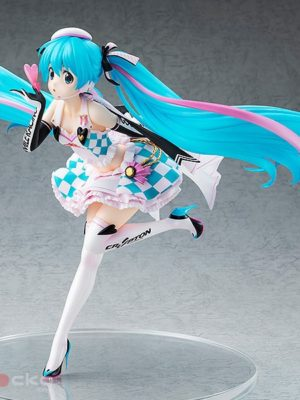 Tienda Figuras Anime Vocaloid Chile Racing Miku Hatsune 2019 Side Key Visual