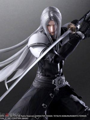 Figura Tienda Chile Juego Final Fantasy VII Remake PLAY ARTS Kai Sephiroth