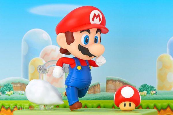 Nendoroid Chile Super Mario Tienda Figura Nintendo Juego Chile Santiago