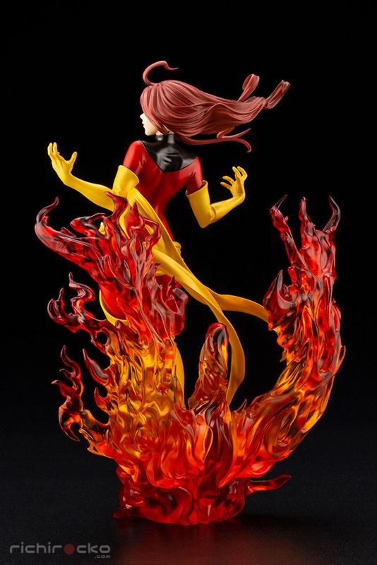 Figura MARVEL Bishoujo Dark Phoenix REBIRTH Tienda Superhéroes Chile Santiago