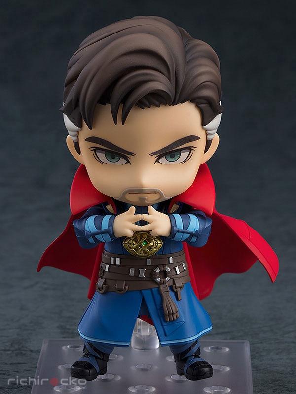 Figura Marvel Nendoroid Avengers Dr. Strange Infinity Chile Tienda Santiago Superhéroes