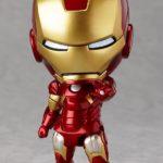 Figura Avengers Nendoroid Iron Man Mark.7 Tienda Comic Superhéroes Chile Marvel Santiago