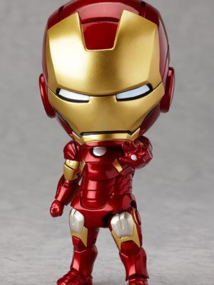 Figura Avengers Nendoroid Iron Man Mark.7 Tienda Comic Superhéroes Chile Marvel Santiago