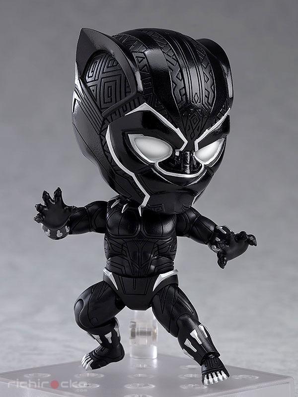 Figura Avengers Nendoroid Black Panther Infinity Marvel Comics Tienda Chile Santiago Superhéroes Pantera Negra