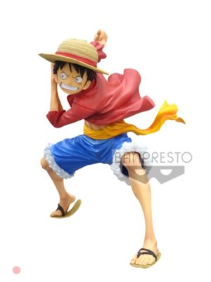 Figura One Piece Luffy Chile Tienda Anime