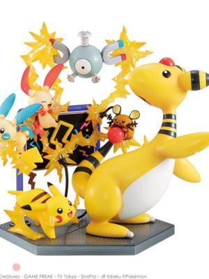 Figura Tienda Anime GEM EX Pokémon Eléctrico
