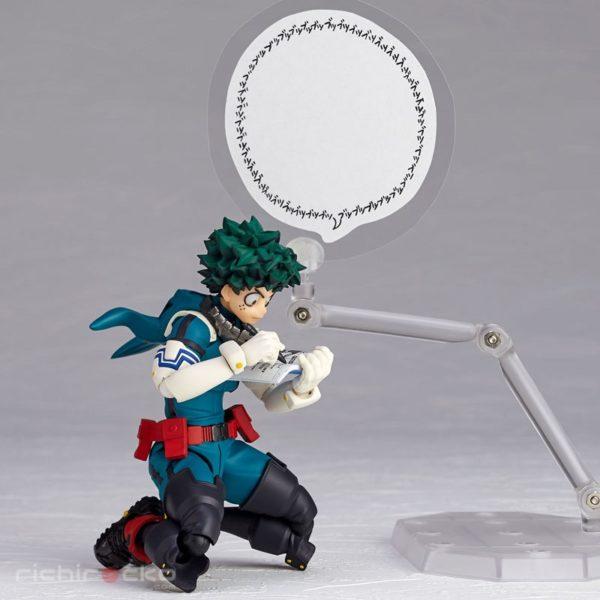 Figura Revoltech Izuku Midoriya Tienda Anime Chile Boku Hero Academia