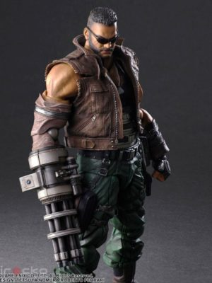 Figura Chile Final Fantasy VII Remake PLAY ARTS Kai Barret Wallace