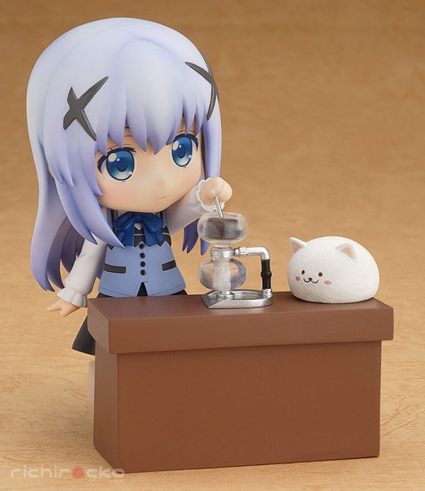 Nendoroid Chile Tienda Anime Rabbit Usagi Chino