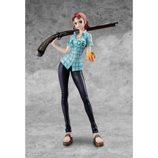 Figura One Piece Chile Anime POP Bellmere Playback Memories