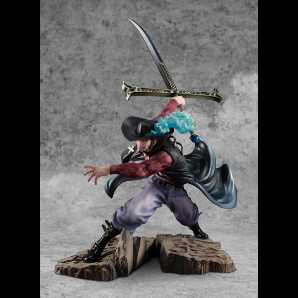 Figura One Piece Chile Anime POP Mihawk Dracule NEO MAXIMUM